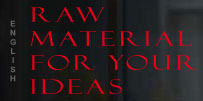 Raw Materials For Your Ideas